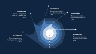 Venn Diagram PowerPoint Concentric Circles