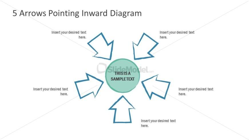Chevron Arrow PowerPoint Cycle