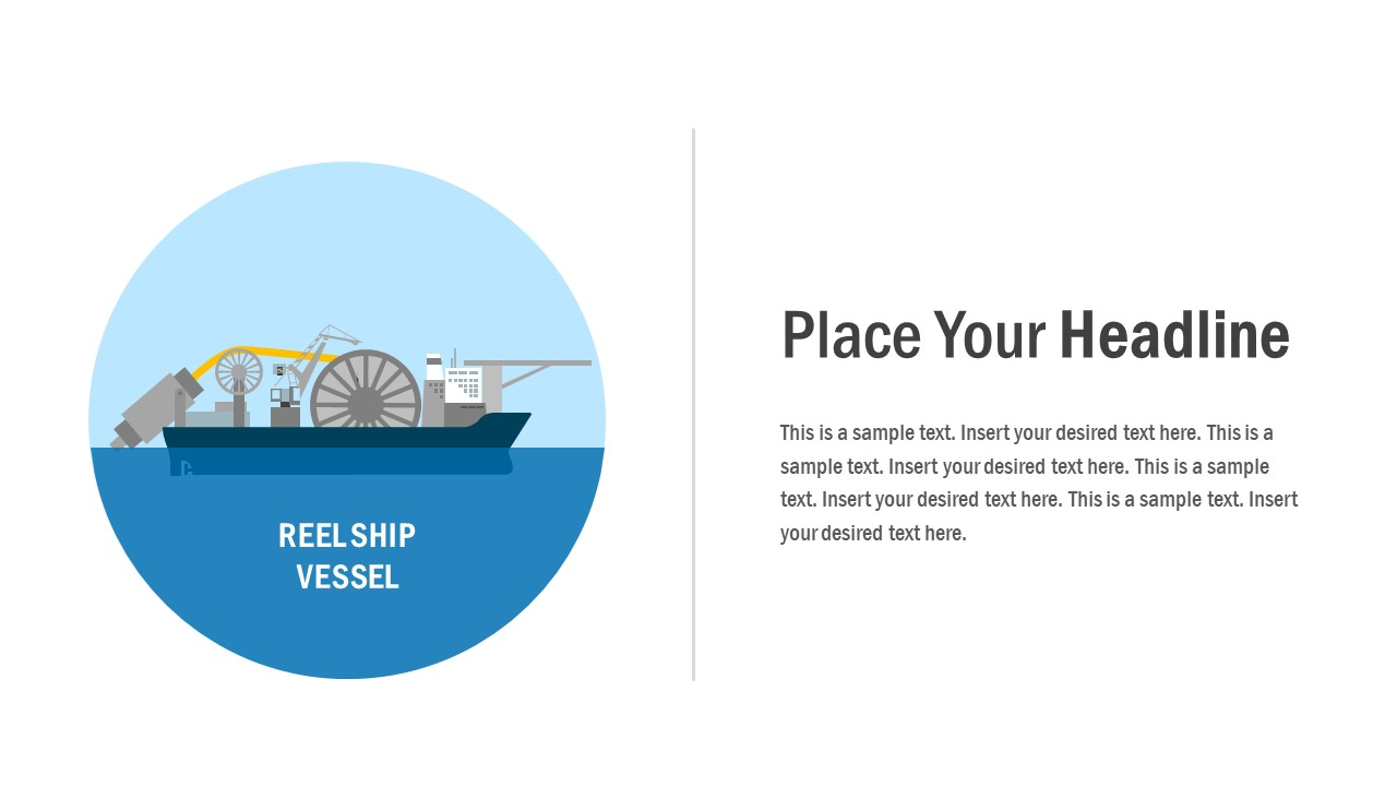 PowerPoint Reel Vessel Design