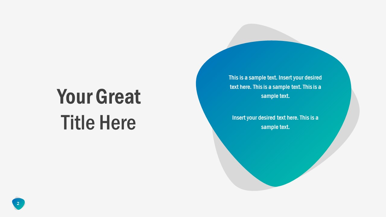 Business Slide Deck PowerPoint