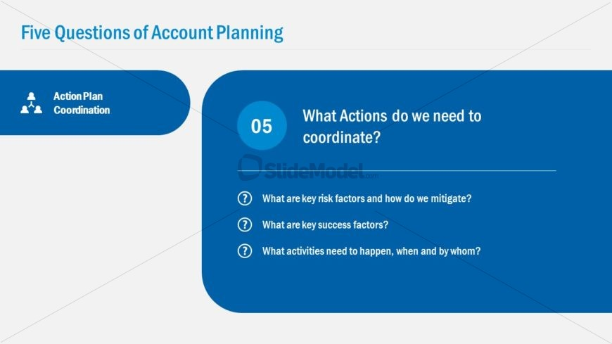 PPT Action Plan Accounts Plan