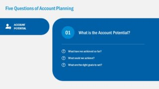 Planning Account of Potential