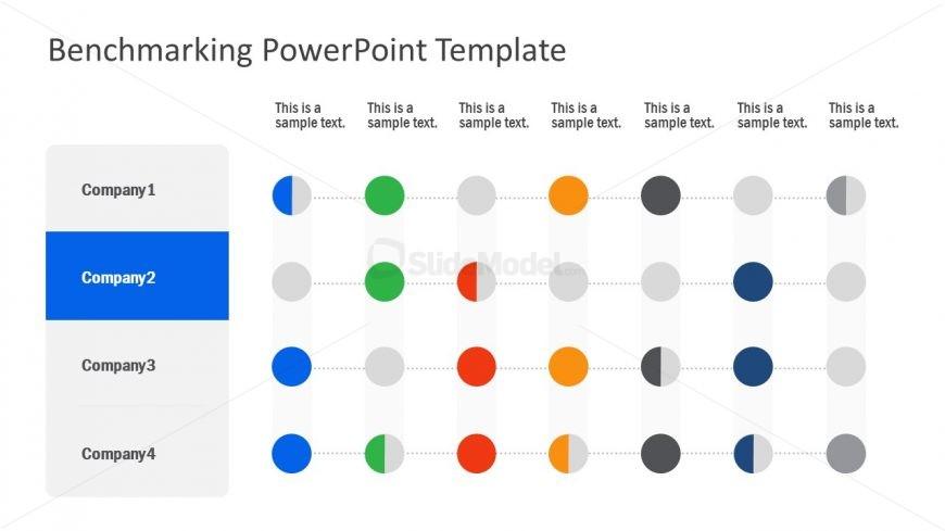 Benchmarking Presentation 4 Company Comparison