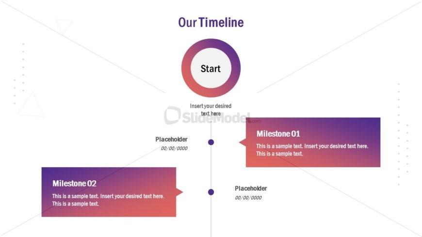 Flat Infographic PowerPoint Design