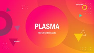 Plasma PowerPoint Template