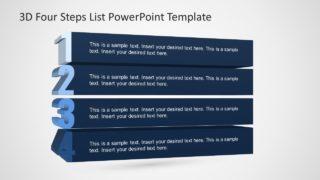 Agenda Presentation for 4 Steps