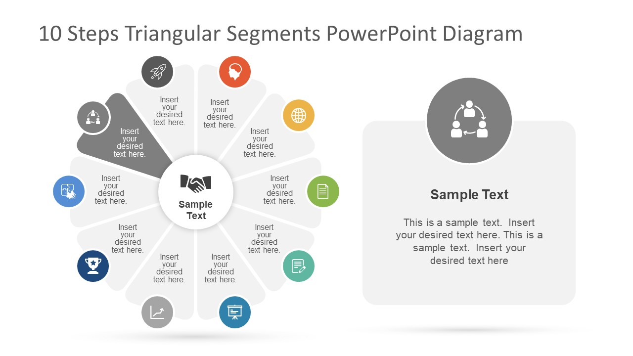Step 9 of Process Cycle Diagram Template