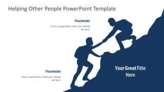Helping Other People PowerPoint Template