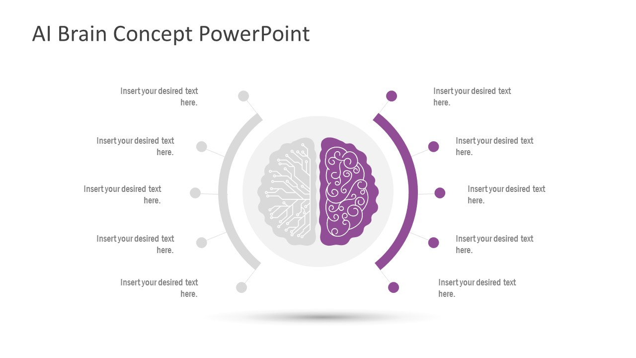Editable Infographic AI PowerPoint