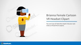 Editable Clipart Brianna Template