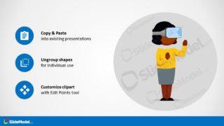 Business Presentation of VR Headset