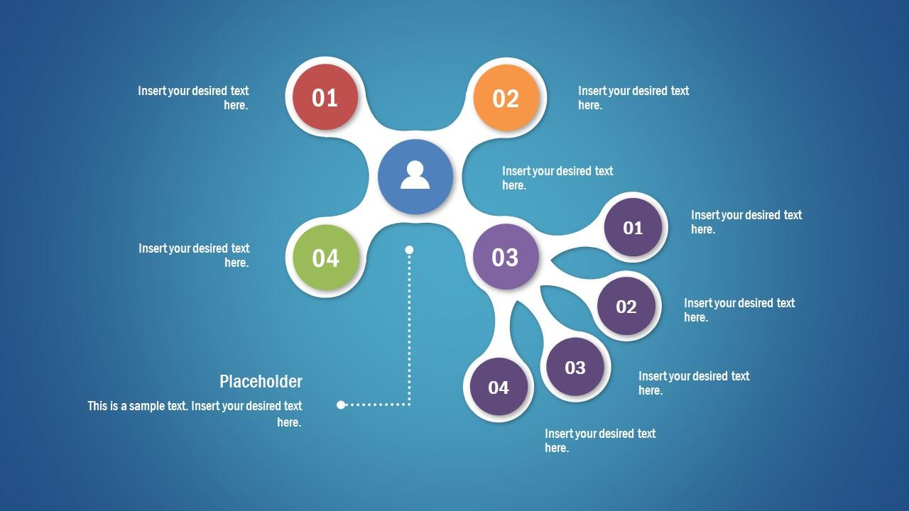 PPT Tree Diagram Levels