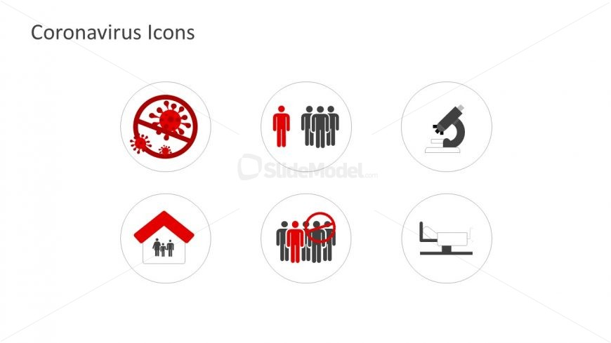 Presentation of Infographic Icons