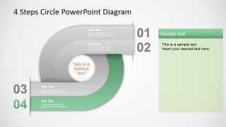 Circular Diagram PPT Template