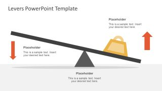 Levers and Pivot PowerPoint Template