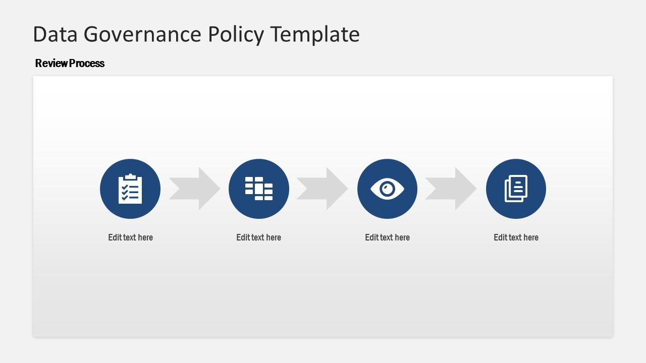 PowerPoint Data Governance Template