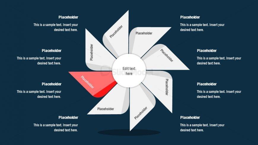7 Steps of Pinwheel PPT