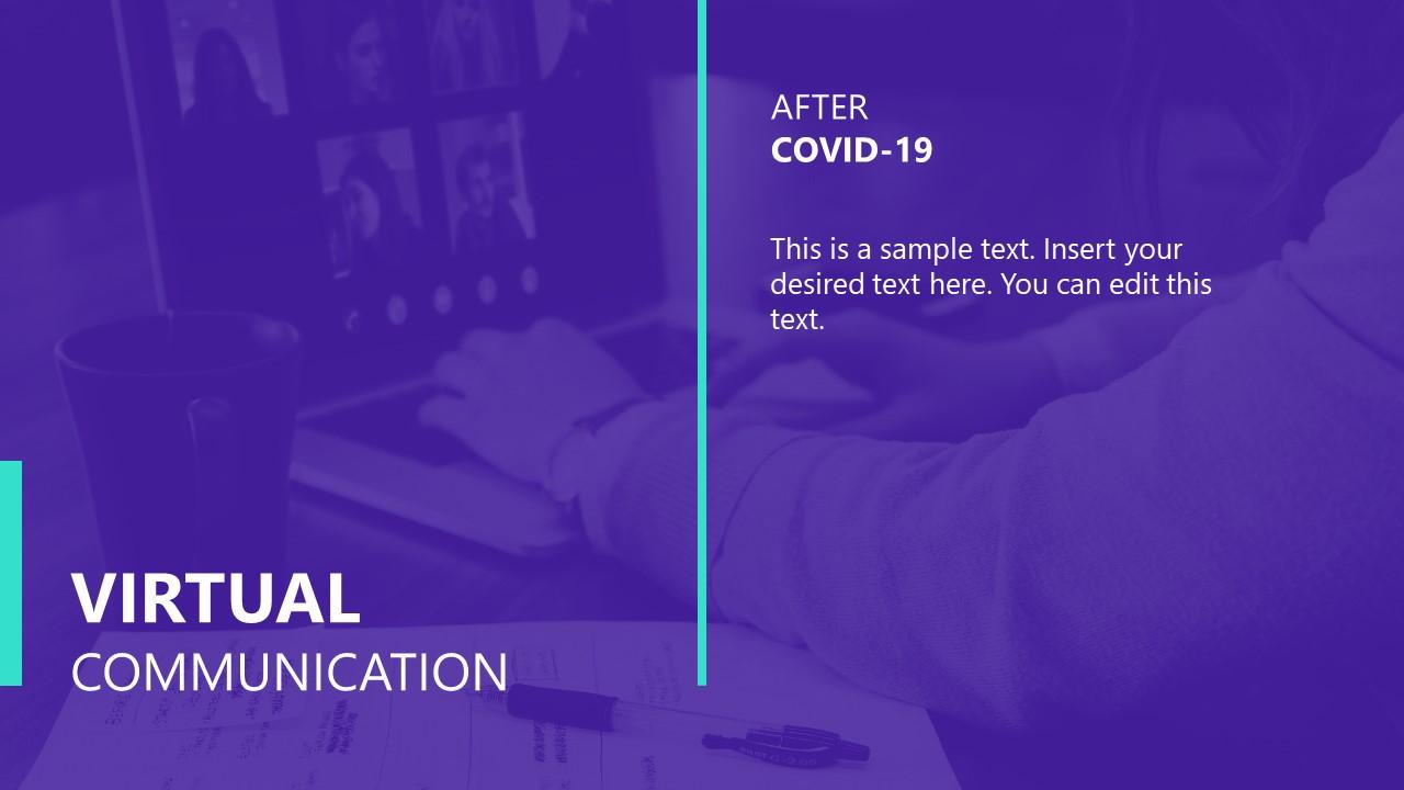 COVID-19 Business Slide Deck