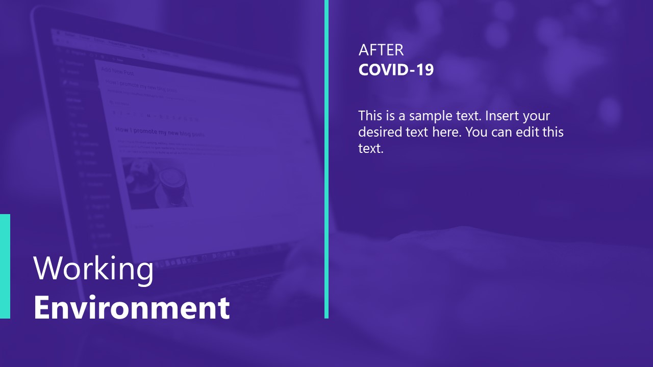 COVID-19 Theme of Working Environment