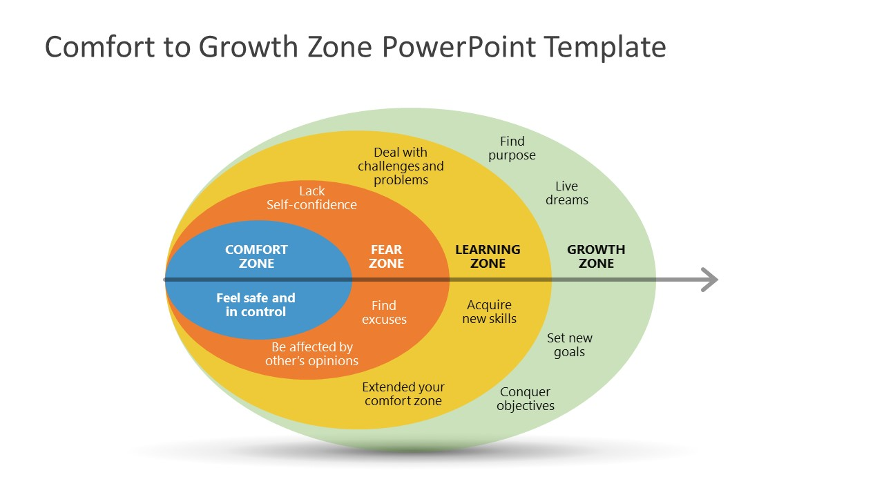 Onion Diagram Template Growth Zone Journey