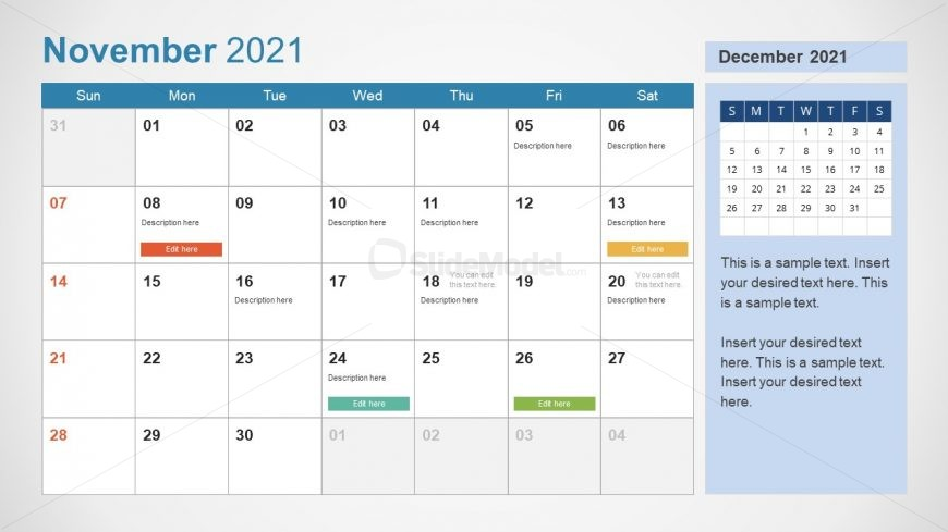 November Nine 2021
