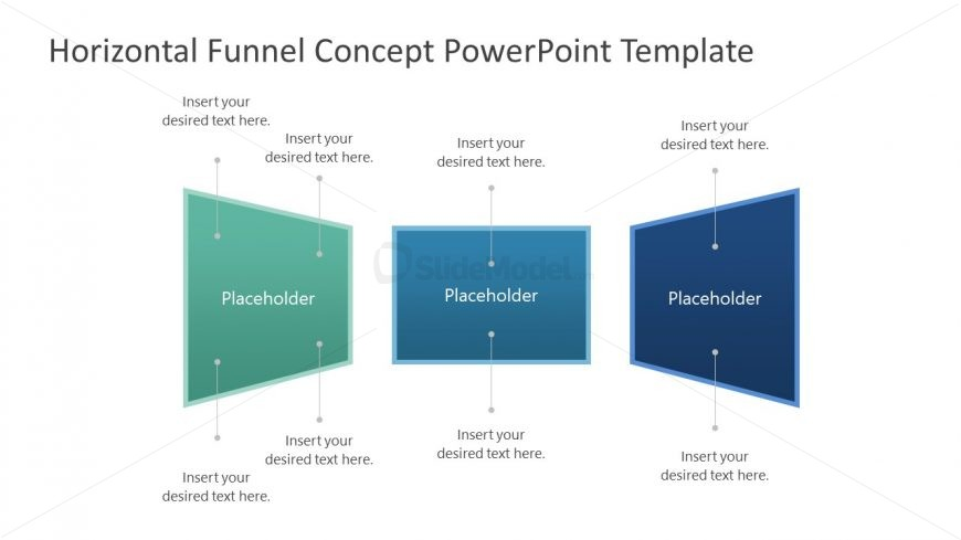 Presentation of Polygonal Funnel Diagram