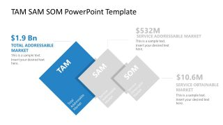 TAM Total Addressable Market PowerPoint