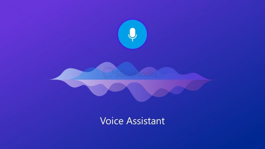 Signal Illustration of Voice Recognition