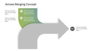 PPT 2 Input Converging Arrow