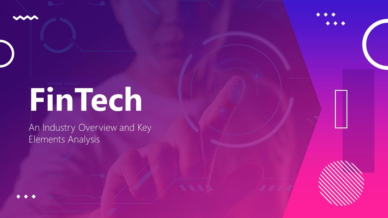 Slide Deck for Fintech Industry