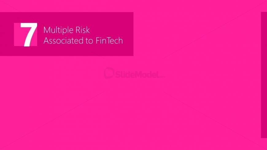 Risk Overview Template for Fintech