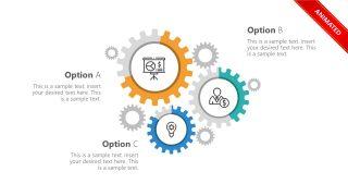 3 Process of Gears Presentation