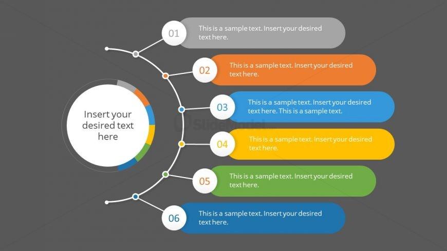 Presentation of 6 Item Agenda Template