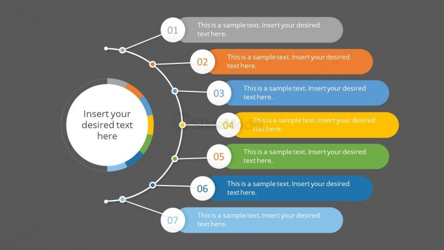 Presentation of 7 Item Agenda Template