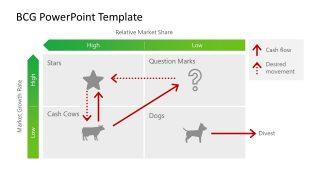 Presentation of BCG Matrix Analysis