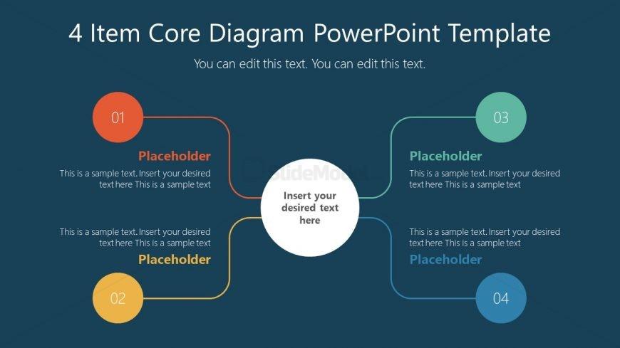 PowerPoint Templates Core Unit Design