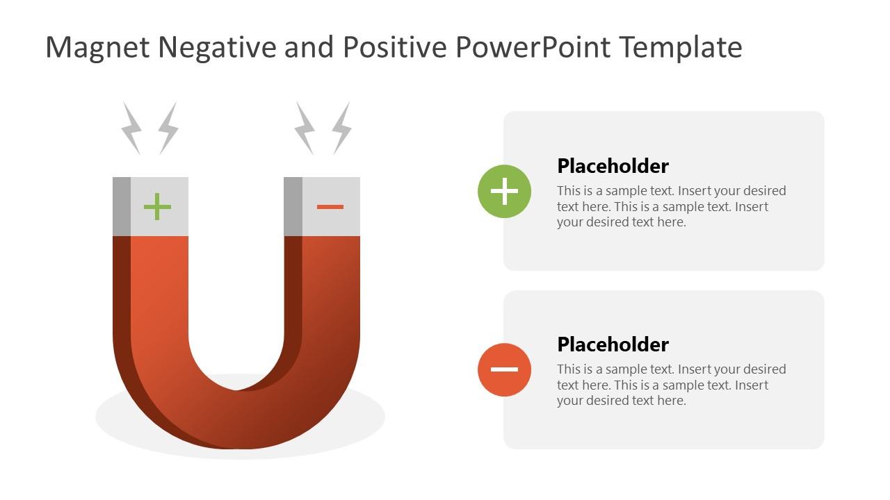 U-Shaped Magnet Shape Diagram