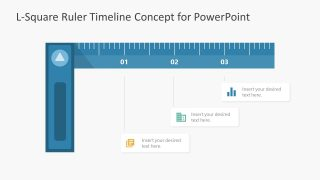 Presentation of Blue Ruler Timeline