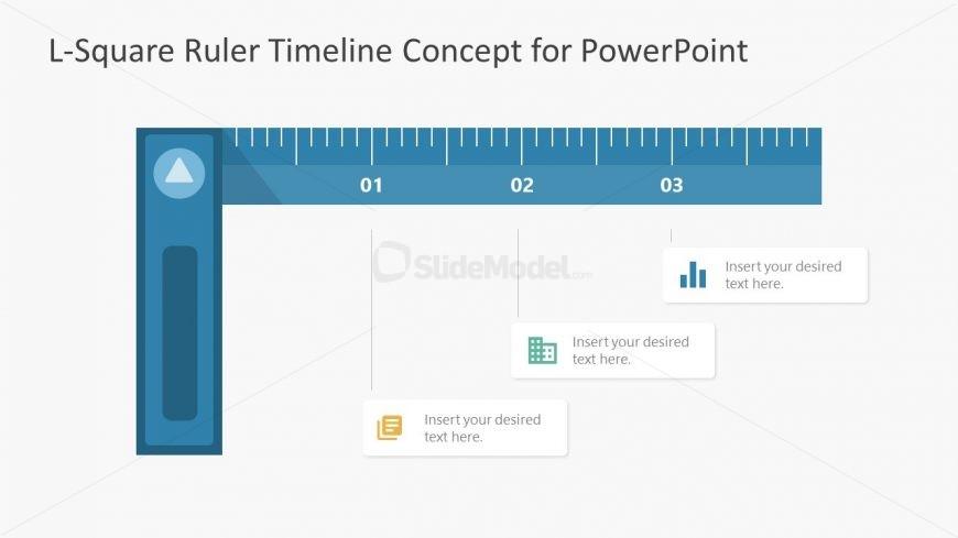 Presentation of Blue Ruler Timeline