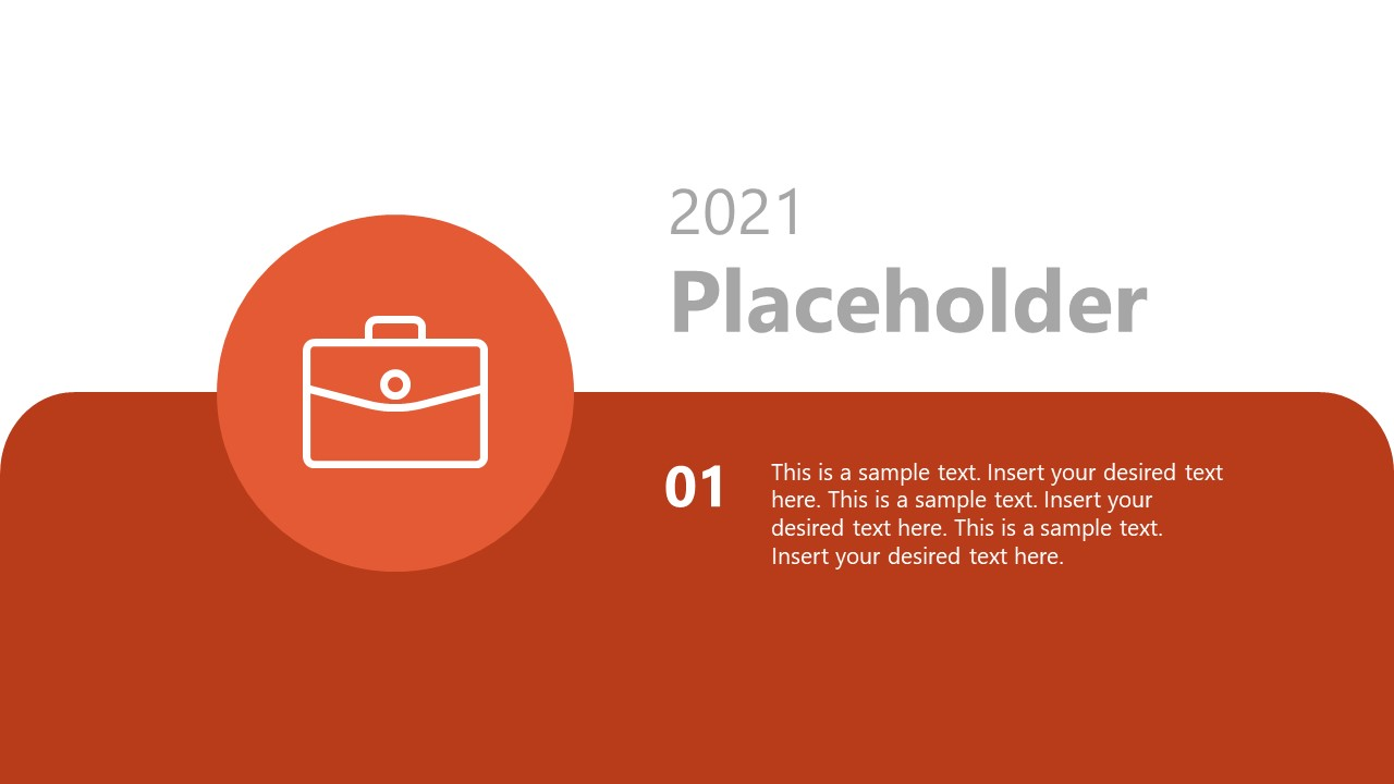 PowerPoint Animated Timeline Template Step 1