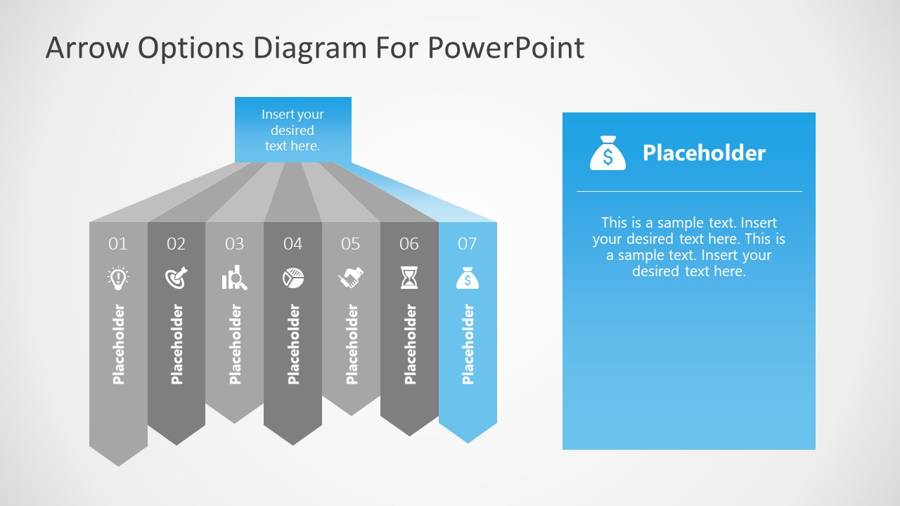 7 Steps Diagram Highlighting 7 Step