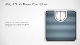 Weight Scale Vectors PowerPoint Graphics