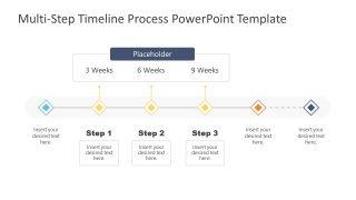 3 Week Timeline Template Design