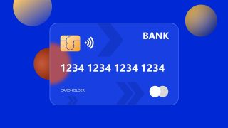 PowerPoint Transparent Credit Card