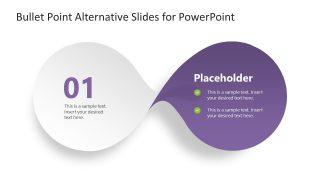 PowerPoint Step 1 Bullet Points Alternative