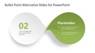 PowerPoint Step 2 Bullet Points Alternative