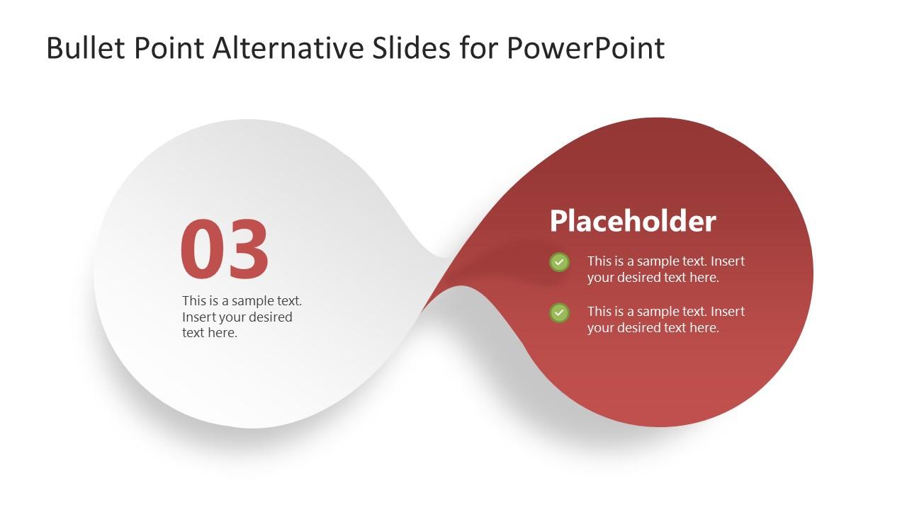 PowerPoint Step 3 Bullet Points Alternative