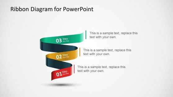 Multi Step PowerPoint Diagram