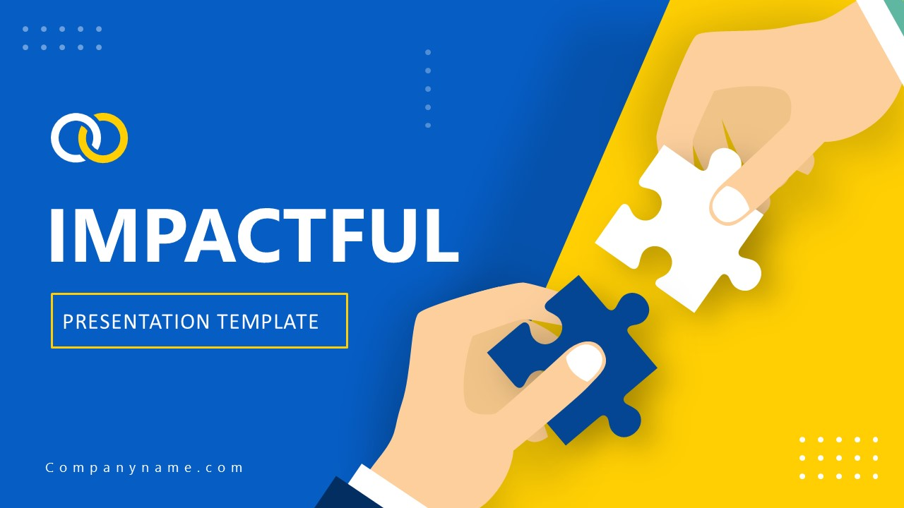 Business Presentation Impactful PowerPoint