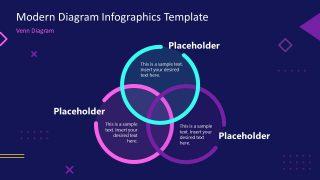 Venn Diagram PowerPoint Template Infographics